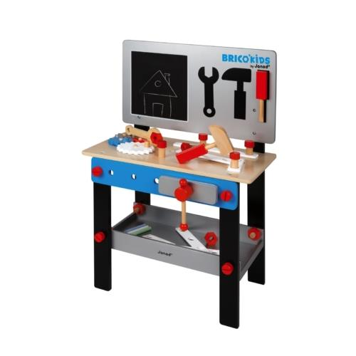 Janod DIY Magnetic Workbench - Jouets LOL Toys