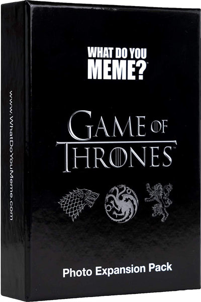 What Do You Meme? Game of Thrones Expansion Pack - Jouets LOL Toys