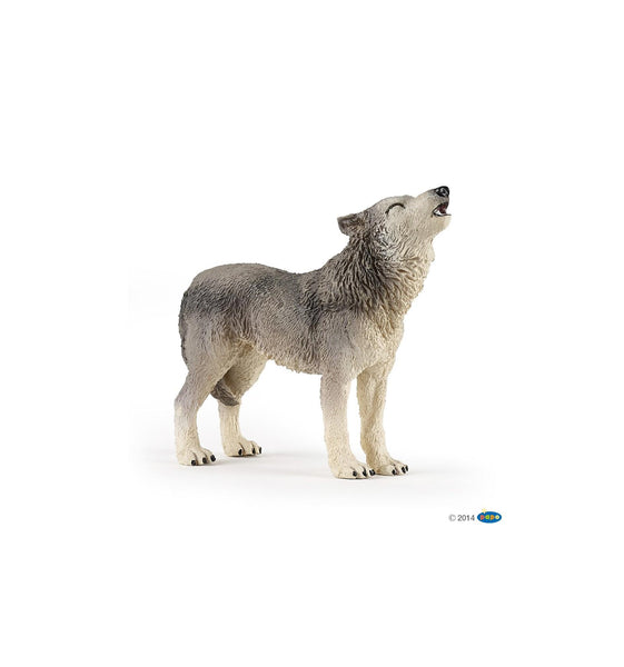 Papo Howling Wolf - Jouets LOL Toys