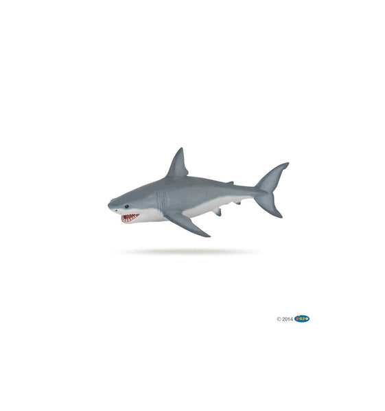 Papo White Shark - Jouets LOL Toys