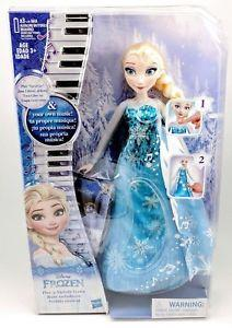 Disney Frozen Play-A-Melody Gown - Jouets LOL Toys