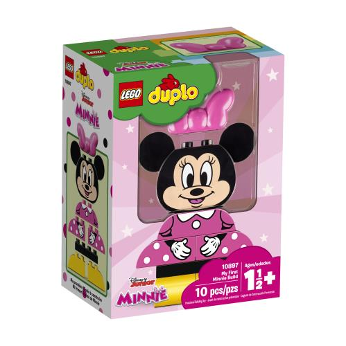 Lego My First Minnie Build - 10897 - Jouets LOL Toys