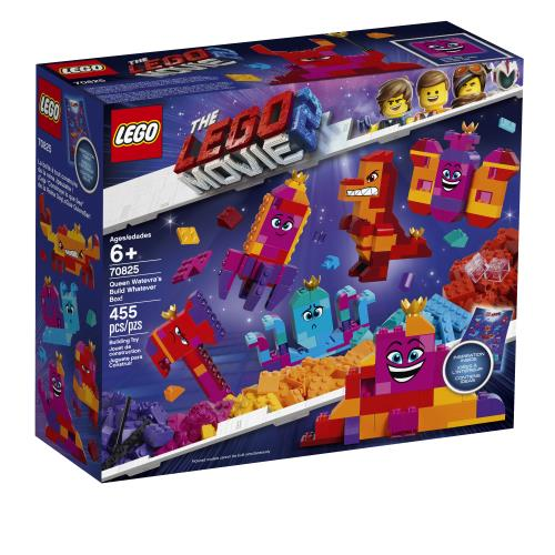Lego Movie Queen Watevra's Build Whatever Box - Jouets LOL Toys