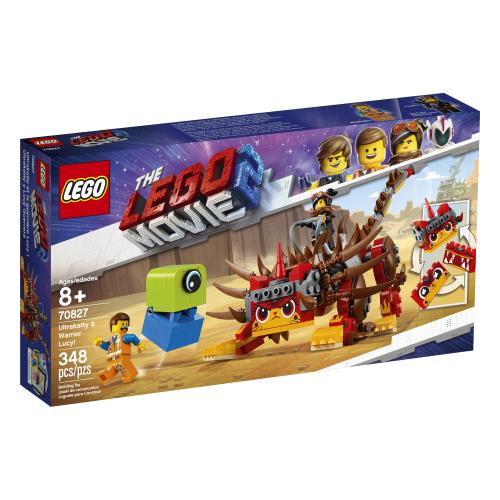 Lego Movie Ultrakatty & Warrior Lucy - Jouets LOL Toys