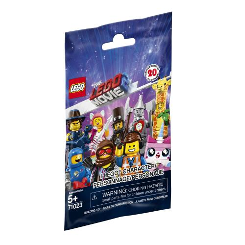 Lego Movie Surprise Pack - 71023 - Jouets LOL Toys