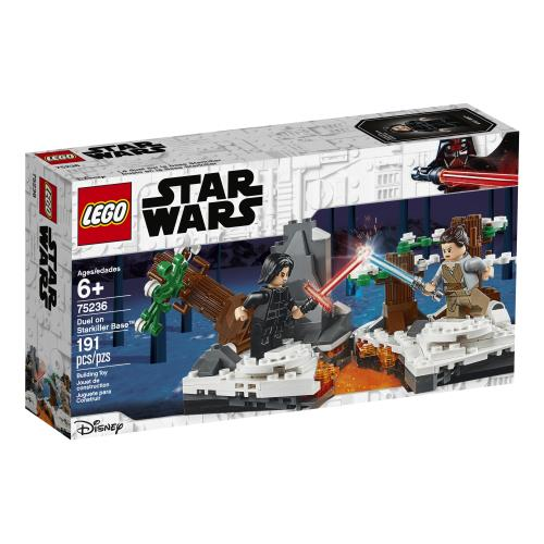 Lego Star Wars Duel On Starkiller Base - 75236 - Jouets LOL Toys