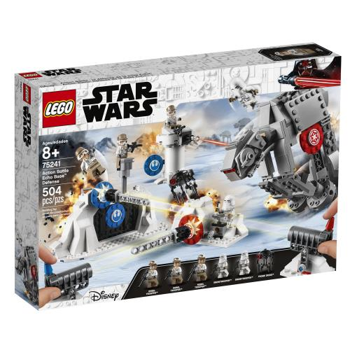 Lego Star Wars Action Battle Echo Base - 75241 - Jouets LOL Toys