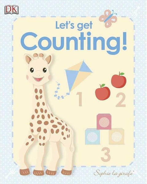 Sophie the Giraffe: Let's Get Counting! - Jouets LOL Toys