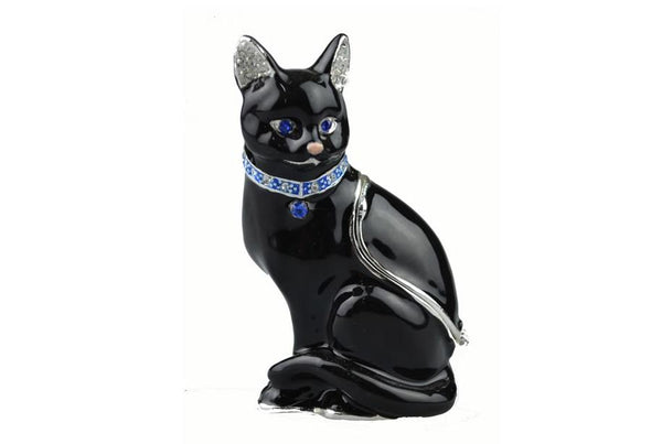 Portman Studios Jewelry Box Black Cat - Jouets LOL Toys