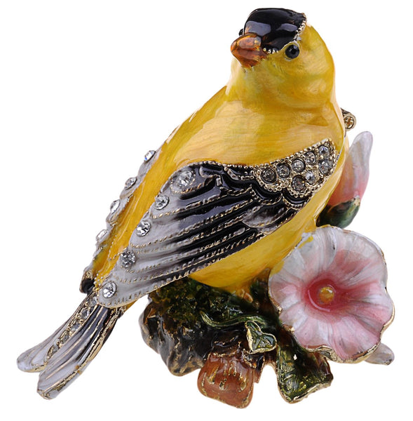 Portman Studios Jewelry Box Canary
