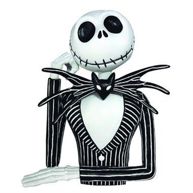 Disney Nightmare Before Christmas Jack Bust Bank