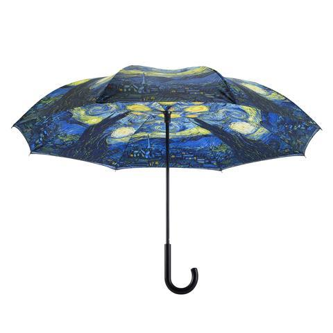 Galleria Reverse Close Umbrella Starry Night - Jouets LOL Toys