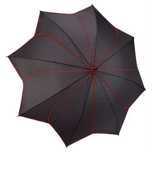 Galleria Swirl Umbrella Black/Red - Jouets LOL Toys