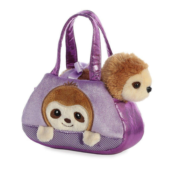 Aurora Fancy Pals Purse Sloth - Jouets LOL Toys