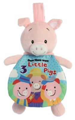Aurora Story Pals Three Little Pigs - Jouets LOL Toys