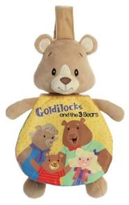 Aurora Story Pals Goldielocks And The Three Bears - Jouets LOL Toys