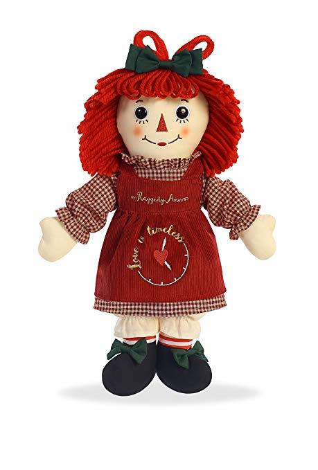 Raggedy Ann Love is Timeless Doll (Large) - Jouets LOL Toys