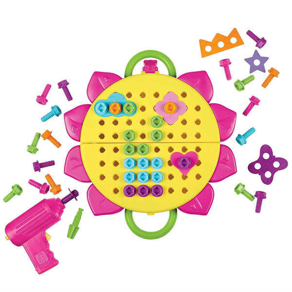 Design & Drill Flower Power Studio - Jouets LOL Toys