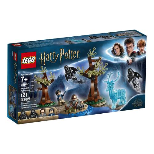 Lego Harry Potter Expecto Patronum - Jouets LOL Toys