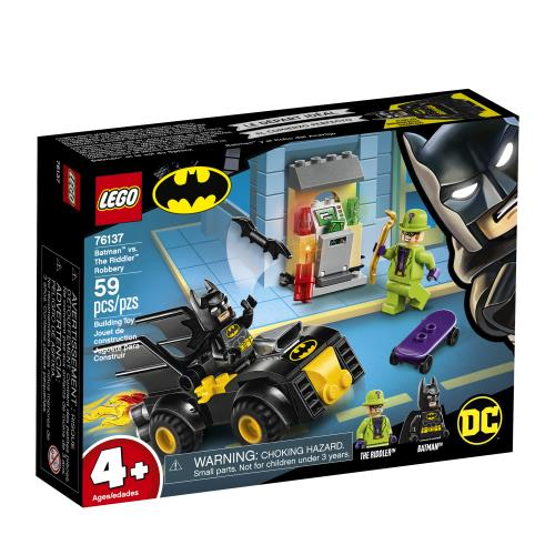 Lego Super Heroes Batman vs The Riddler Robbery - Jouets LOL Toys