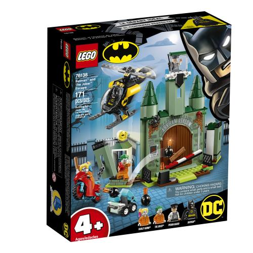 Lego Super Heroes Batman and The Joker Escape - Jouets LOL Toys