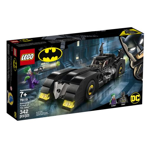 Lego Super Heroes Batmobile: Pursuit of The Joker - Jouets LOL Toys