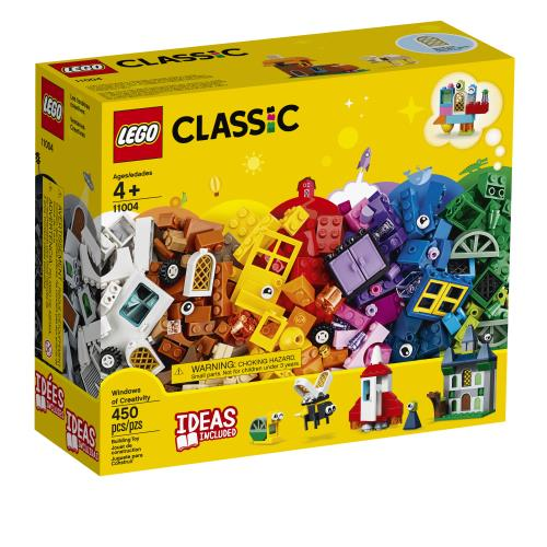 Lego Classic Windows of Creativity - Jouets LOL Toys