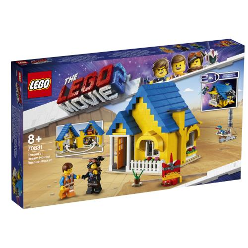 Lego The Lego Movie 2 Emmet's Dream House - Jouets LOL Toys