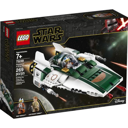 Lego Star Wars Resistance A-Wing Fighter - 75248 - Jouets LOL Toys