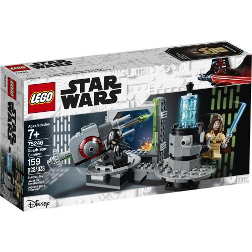 Lego Disney Star Wars Death Star Cannon - 75246 - Jouets LOL Toys