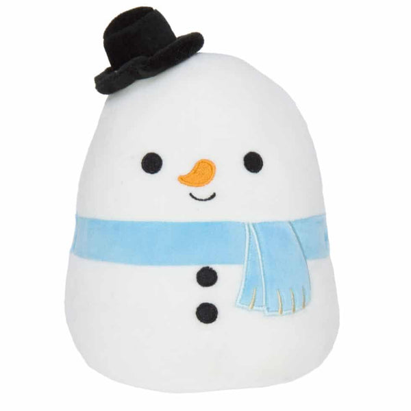 Squishmallows Snowman Manny - Jouets LOL Toys