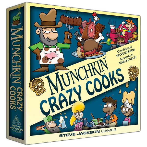 Munchkin Crazy Cooks - Jouets LOL Toys