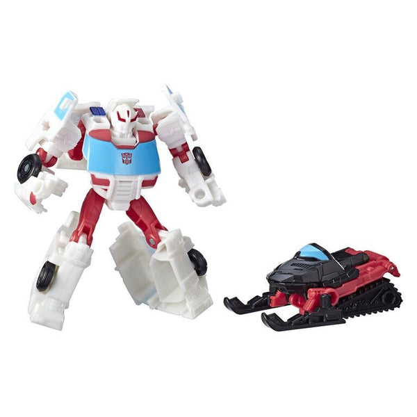 Transformers Cyberverse Power Of The Spark Autobot Ratchet & Blizzard Breaker