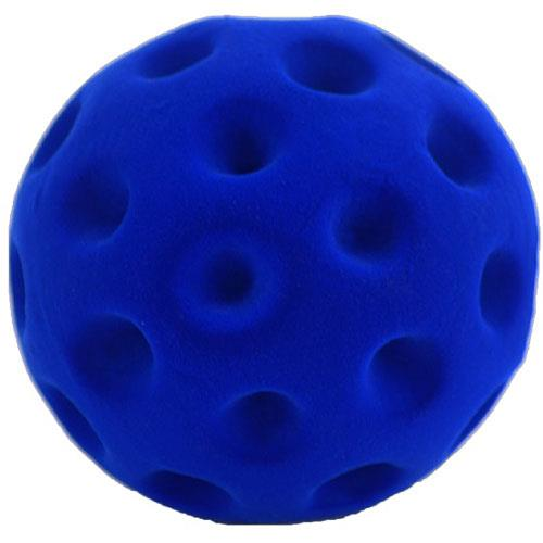 Rubbabu Sensory Sports Ball Blue Golf Ball - Jouets LOL Toys