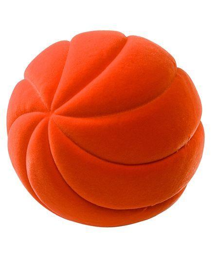 Rubbabu Sensory Ball Orange Swirl - Jouets LOL Toys