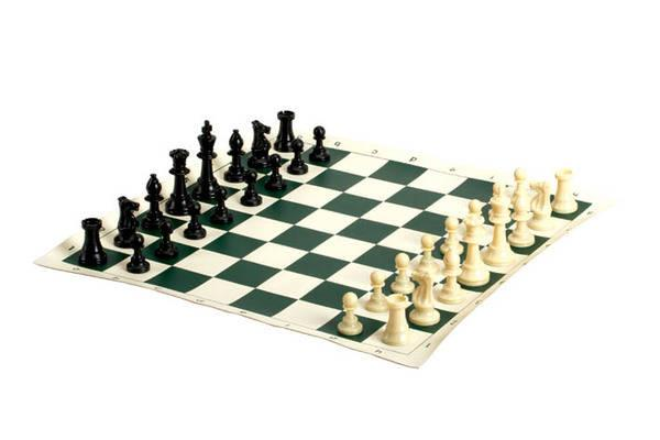 CHH Games Chess Travel Tournament Set - Jouets LOL Toys