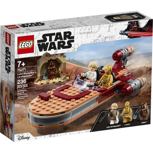 Lego Star Wars Luke Skywalker's Landspeeder - 75271 - Jouets LOL Toys