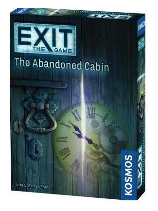 Exit The Abandoned Cabin - Jouets LOL Toys