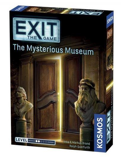 Exit The Mysterious Museum - Jouets LOL Toys