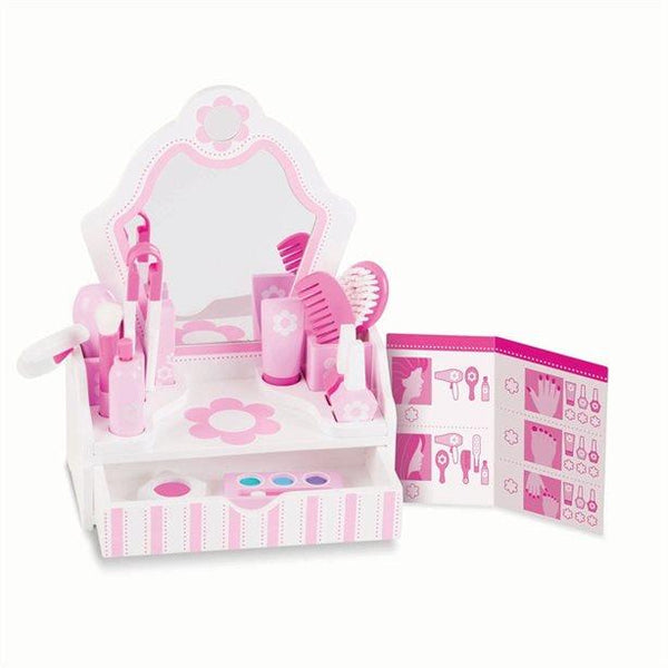 Melissa & Doug Beauty Salon Play Set - Jouets LOL Toys