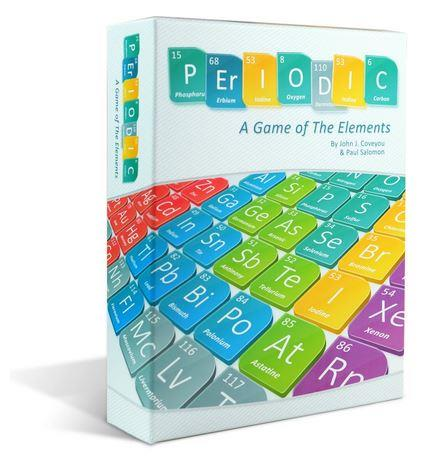Periodic A Game of the Elements - Jouets LOL Toys