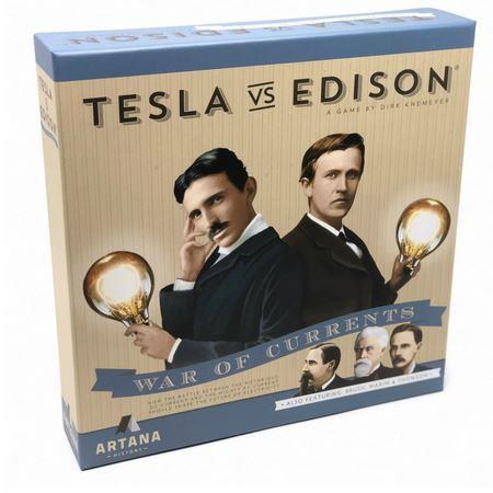 Tesla Vs. Edison War of Currents - Jouets LOL Toys