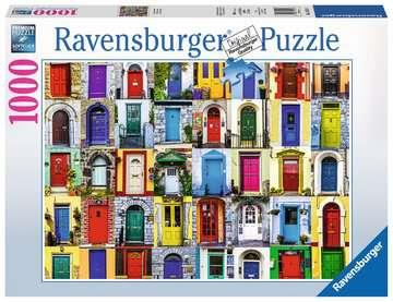 Ravensburger Puzzle Doors of the World - Jouets LOL Toys