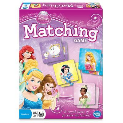 Disney Princess Matching Memory Game - Jouets LOL Toys
