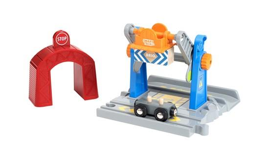 Brio Smart Tech Lift & Load Crane - 33827 - Jouets LOL Toys