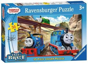 Thomas & Friends Ravensburger Puzzle Tale of the Brave - Jouets LOL Toys