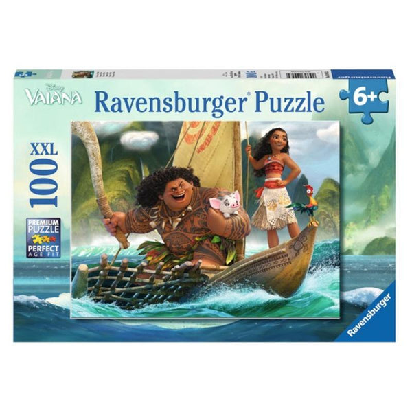Disney Moana Ravensburger Moana and Maui (100pcs) - Jouets LOL Toys