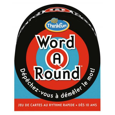 Thinkfun Wordaround (Fr) - Jouets LOL Toys
