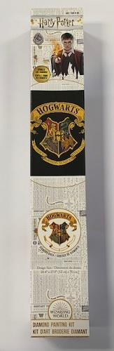 Harry Potter Diamond Dotz Poster Hogwarts Crest - Jouets LOL Toys