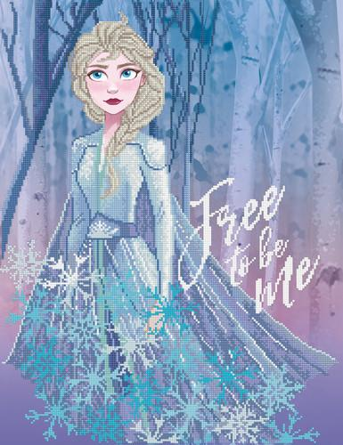 Disney Frozen Diamond Dotz Free to be Me - Jouets LOL Toys